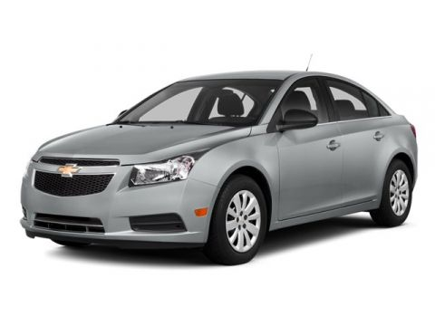 Pre-Owned 2014 Chevrolet Cruze 1LT FWD 4dr Car