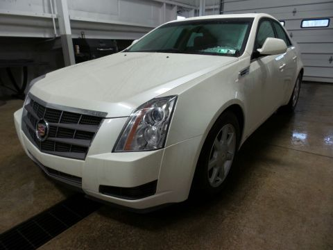 Pre-Owned 2008 Cadillac CTS AWD w/1SB AWD