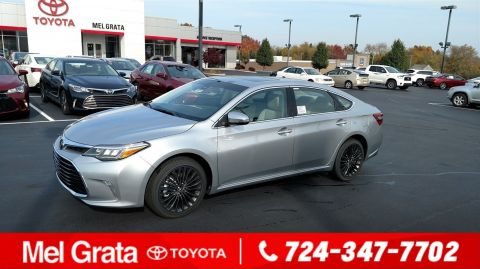 New 2017 Toyota Avalon Touring FWD 4dr Car