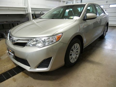 Certified Pre-Owned 2014 Toyota Camry LE FWD 4dr Car
