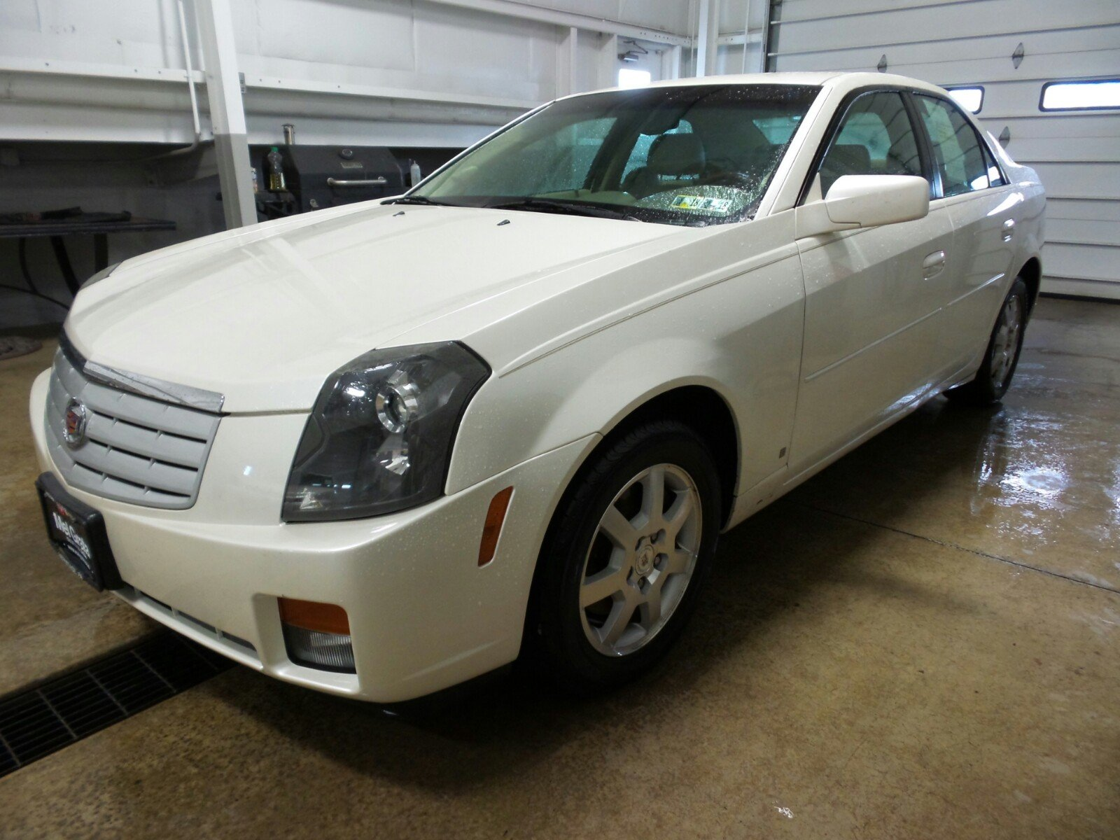 Pre-Owned 2007 Cadillac CTS SPRT